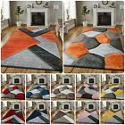 New Modern Large Shaggy Rugs Hallway Runner Living Room Rugs Bedroom Carpet Mats