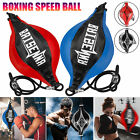 Double End Speed Ball Boxing MMA Focus Punching Dodge Bag Floor to Ceiling Rope