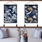 Japanese Wall Background Hanging Picture Cloth Art Paintings Poster Home Decor
