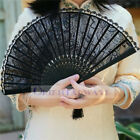 Chinese Style Bamboo Folding Hand Fan For Show/ Fan Collection/ Home Display