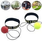Boxing Hand Eye Training Ball Reflex Speed Ball With Headband Tennis