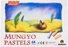 Mungyo Non Toxic Square Chalk Soft Pastel 64 Pack Assorted Colors B441R078-7003A
