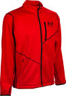 Fly Racing Mens Red Mid Layer Motorcycle Jacket