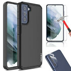 For Samsung Galaxy S21 FE Shockproof Rugged Case Cover / Lens & Screen Protector