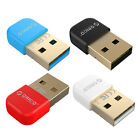 Wireless Usb 2.0 Bluetooth 4.0 Adapter Dongle For Win Xp 7/ 8/10 Pc Laptop