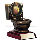 LAST PLACE FANTASY BASKETBALL TROPHY Toilet Bowl Award