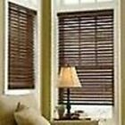 "JCPenney Linden Street 2"" Distressed Wood Blinds 64""L"