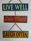 METAL PLAQUES SIGNS *27 CHOICES* Retro or Vintage style