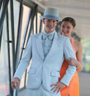NEW BRIGHT COLORED TUXEDOS TUX COMPLETE PROM ALL SIZES