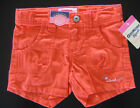 New OshKosh Size 4T, 4, 5 or 6 Orange Apricot Shorts