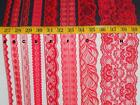 Red Fashion Lace Trim Lingerie headbands weddings COOL