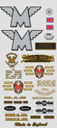 1962-67: Matchless Twins -RESTORERS DECAL SET-Decals