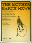 1970 The Mother Earth News Magazine #3: -Old Bicycle