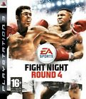 Fight Night Round 4 CHEAP PS3 GAME PAL *VGC!!*