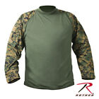 Military Combat Shirt - Moisture Wicking - Lightweight & Breathable - WLND Digi