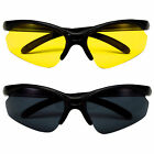 POLYCARBONATE LENS SUNGLASSES SMOKE OR YELLOW LENSES