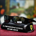 MENS NEW KHAN SPORT SUNGLASSES CYCLING MOTOR BIKER DRIVING ROCK SHADES 6 COLOR