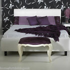 """STUNNING Kelso 4ft 6"""" Double Faux Leather Bed FREE NEXT DAY DELIVERY"""