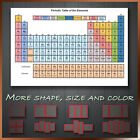 Periodic Table of Elements Chemical Art Canvas Box More Color & Style & Size !!!