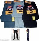 MENS AZTEC TOUGH STRAIGHT REGULAR FIT  WORK /CASUAL /SMARTJEANS W28 TO W50