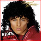 Fancy Dress MICHAEL JACKSON THRILLER WIG