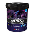 RED SEA CORAL PRO 7KG 22KG NEW FORMULA MARINE FISH TANK SALT REEF FAST DELIVERY