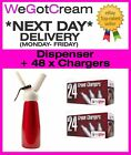8g Whipped Cream Chargers Canisters Pure N2O NOS NOZ N20 & Mosa Dispensers