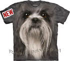 "Adult SHIH TZU Shihtzu DOG The Mountain T Shirt ""Shih Tzu Face""  10-3331"