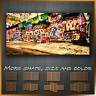 ' Funky Street Graffiti Art ' Modern Contemporary Abstract Canvas Art Deco