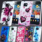 NEW STYLISH GRIP SERIES CASE FITS SAMSUNG GALAXY S2 I9100 FREE SCREEN PROTECTOR