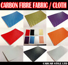 【Carbon Fibre Fabric / Cloth】Vehicle Wrap Vinyl Sticker 【1.35 M width】SMALL SIZE