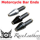 MOTO HANDLEBAR ANGLED BAR END WEIGHTS FOR MOTORCYCLES AND SCOOTERS