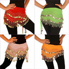 Bellydancing Chiffon Belly Dance Hip Scarf - 158 coins