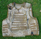 UK BRITISH ARMY SURPLUS DESERT DPM MK.2 OSPREY BODY ARMOUR MOLLE VEST COVER G2