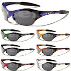 X-Loop Kids AGE 3-12 Boys Baseball Cycling Children Sport Half Frame Sunglasses