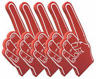 Palm Printed Giant foam pointy finger Pack of 5