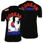 TRAUMMA KOREAN ZOMBIE TKZ WALKOUT SHIRT BLACK LTD SIZES: S, M, L, XL, 2XL