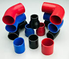 2X Straight Silicone Coupler Hose Tube Joiner Pipe