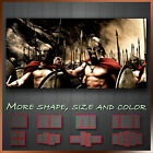 300 Spartan Contemporary Modern Abstract Movie Canvas Art Deco More Size & Color