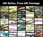 25g Gemstone 4-8mm Chip beads - 25g Approx 70 - 100 Beads