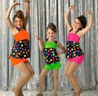 CANDYMAN Shorts  Top HALLOWEEN Dance Costume Pick SIZE  COLOR
