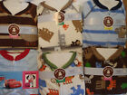 CARTERS OR DISNEY Boys Fleece Blanket Pajama Sleepwear Choice 3T 5T 18 Month NWT