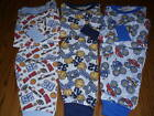 CW CARTERS Baby Boys Size 12 18 24 Month or 2T Choice Thermal Sleepwear Set NWT