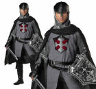 ADULT MENS KINGS CRUSADER FANCY DRESS COSTUME MEDIEVAL KNIGHT RENAISSANCE OUTFIT