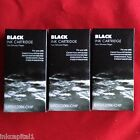 3 x Black Inkjet Cartridges Compatible For Printer For Canon PGI-520BK