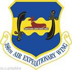 STICKER US Air Force - SSI - 386th Air Expeditionary Wing
