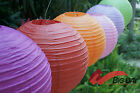 "16""/40CM Round Paper Lanterns Lamps Wedding/Party/Home Decor(Pack Of 5)"
