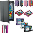 UK Stock PU Leather Case Cover Stand For Samsung Galaxy Tab2 P5100 P5110 10-inch