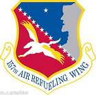 STICKER USAF 157th Air Refueling Wing