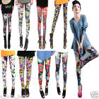 New wholesale Lady's Punk Funky Sexy Leggings Stretchy Tight Pencil Skinny Pants